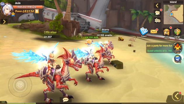 Blade & Wings screenshot 6
