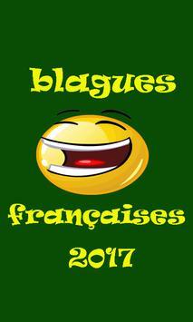 blagues françaises 2017 poster