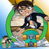 Special Conan Kids Adventure Sketbot. icon