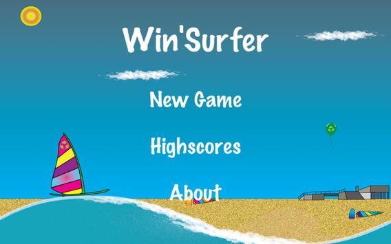 WinSurfer screenshot 1