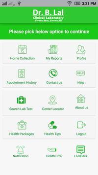 BLalPatientApp apk screenshot