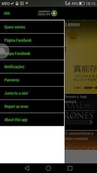 AndroidGeek.pt apk screenshot