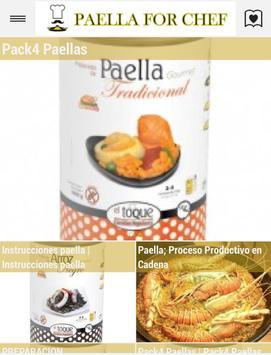 Paella for Chef screenshot 3