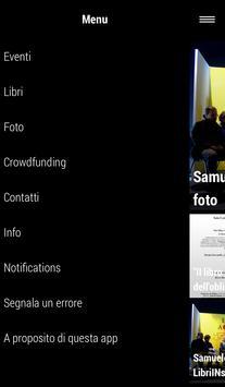 Samuele Editore screenshot 2