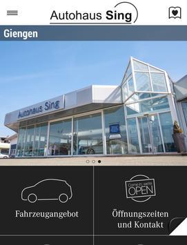 Autohaus Sing screenshot 3