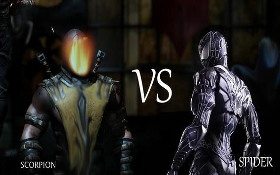 Scorpion vs Spider screenshot 4