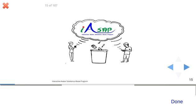 IASAP screenshot 3