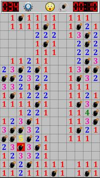 MineSweeper screenshot 2