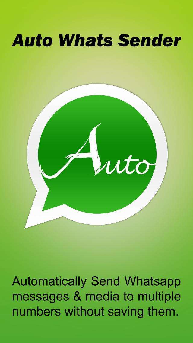 Auto Whats Sender for Android - APK Download