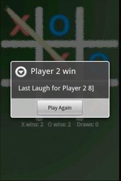TicTacToe Pro Free apk screenshot