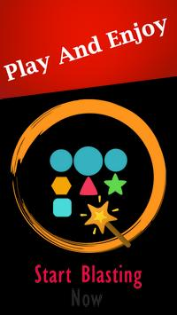 Blast Jewels Puzzle poster