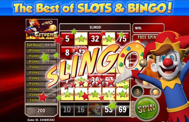 Slingo Casino Games
