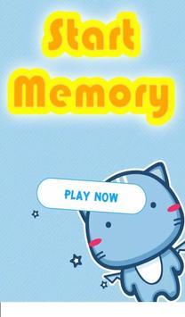 Dinosaur Matching Memory Game ポスター
