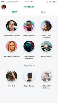 Fiesta - Conecta y entra screenshot 4