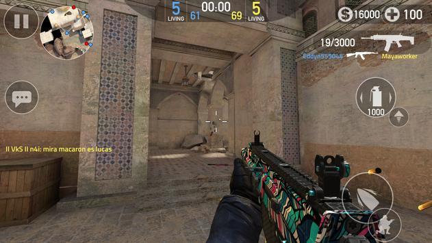 Forward Assault apk imagem de tela