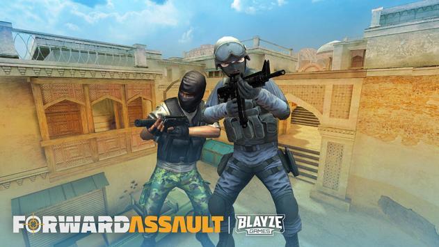 Forward Assault captura de pantalla 4