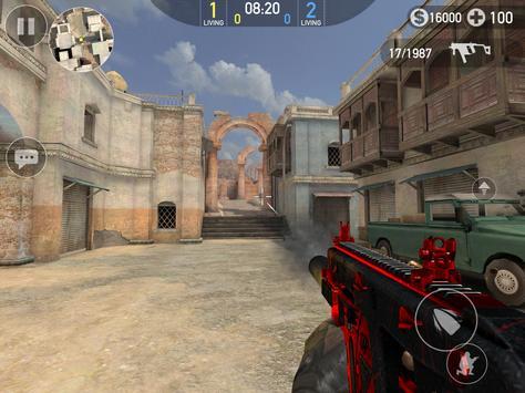 Forward Assault captura de pantalla de la apk