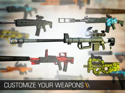 Bullet Force скриншот приложения