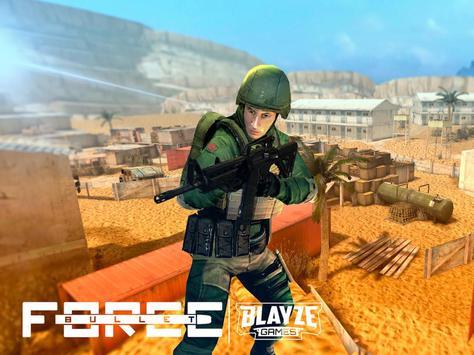 Bullet Force - Online FPS Gun Combat apk screenshot