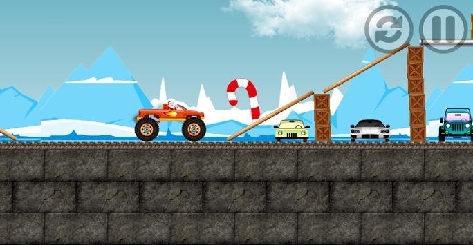 Blaze Monster Truck For Kids poster