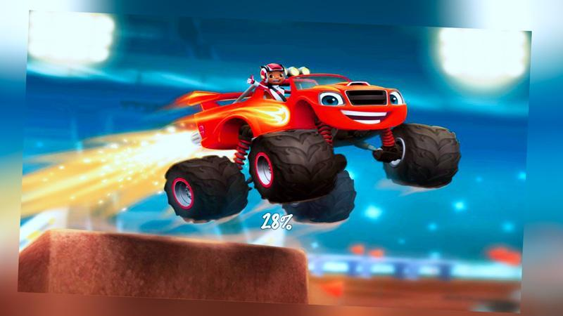 Blaise Monster Machines Blazer And Blazers For Android Apk