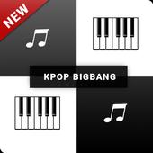 KPOP BIGBANG - Piano Tap Free icon