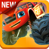 Ultimate Blaze Monster Truck icon