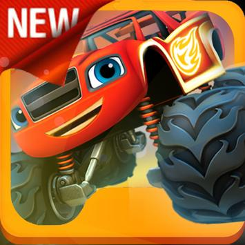 Ultimate Blaze Monster Truck apk screenshot