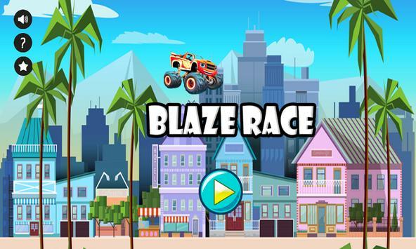 Blaze Race Game screenshot 1