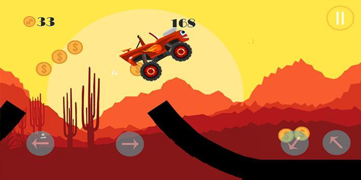 Blaze The Super Truck Monster apk screenshot