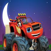 Blaze Night Race icon