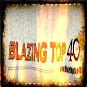 Blazing Top 40 icon