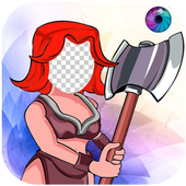 Photo Editor For Clash Royal icon