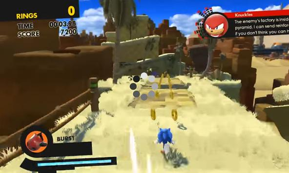 BestTips Sonic Forces screenshot 1