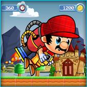 Super Run Maryo World 🍄 icon