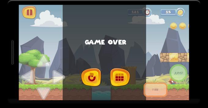 Super Run Maryo World 🍄 screenshot 11