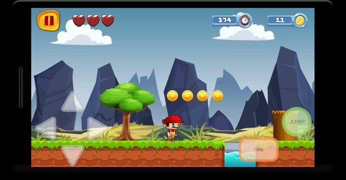 Super Run Maryo World 🍄 screenshot 2
