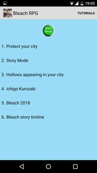 Guide for Bleach Paradise Lost screenshot 4
