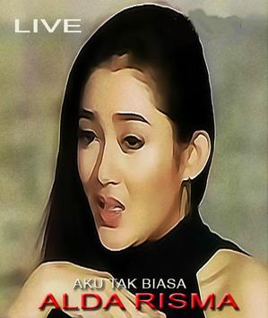 Lagu  Alda Risma Aku Tak Biasa poster