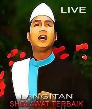Lagu Sholawat Langitan terbaik screenshot 2