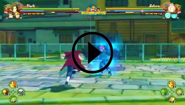 How To Play Naruto Ninja Strom screenshot 2