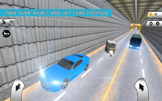 Tuk Tuk Highway Traffic Racer apk screenshot