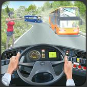 Coach Bus Simulator Parking icon