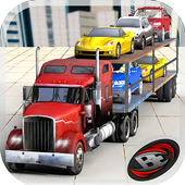 Car Transporter Truck 3D Game icon