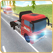 Cargo Truck Racing Action icon