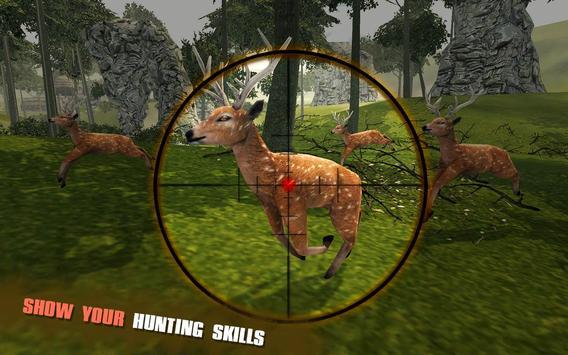 Deer Hunting - Elite Sniper apk screenshot