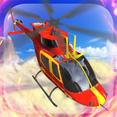 Helicopter Rescue Flight 3D icon