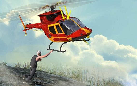 Helicopter Rescue Flight 3D screenshot 10