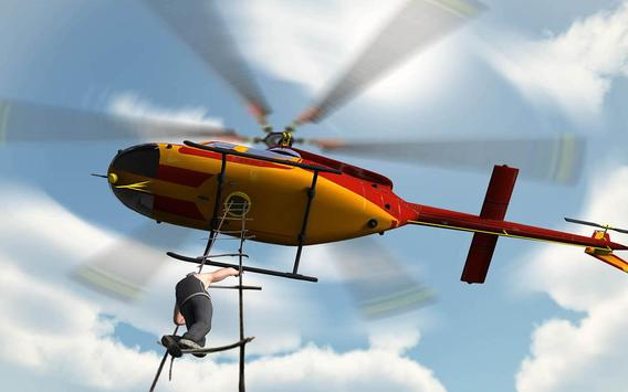 Helicopter Rescue Flight 3D screenshot 11