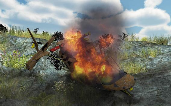 Helicopter Rescue Flight 3D screenshot 12